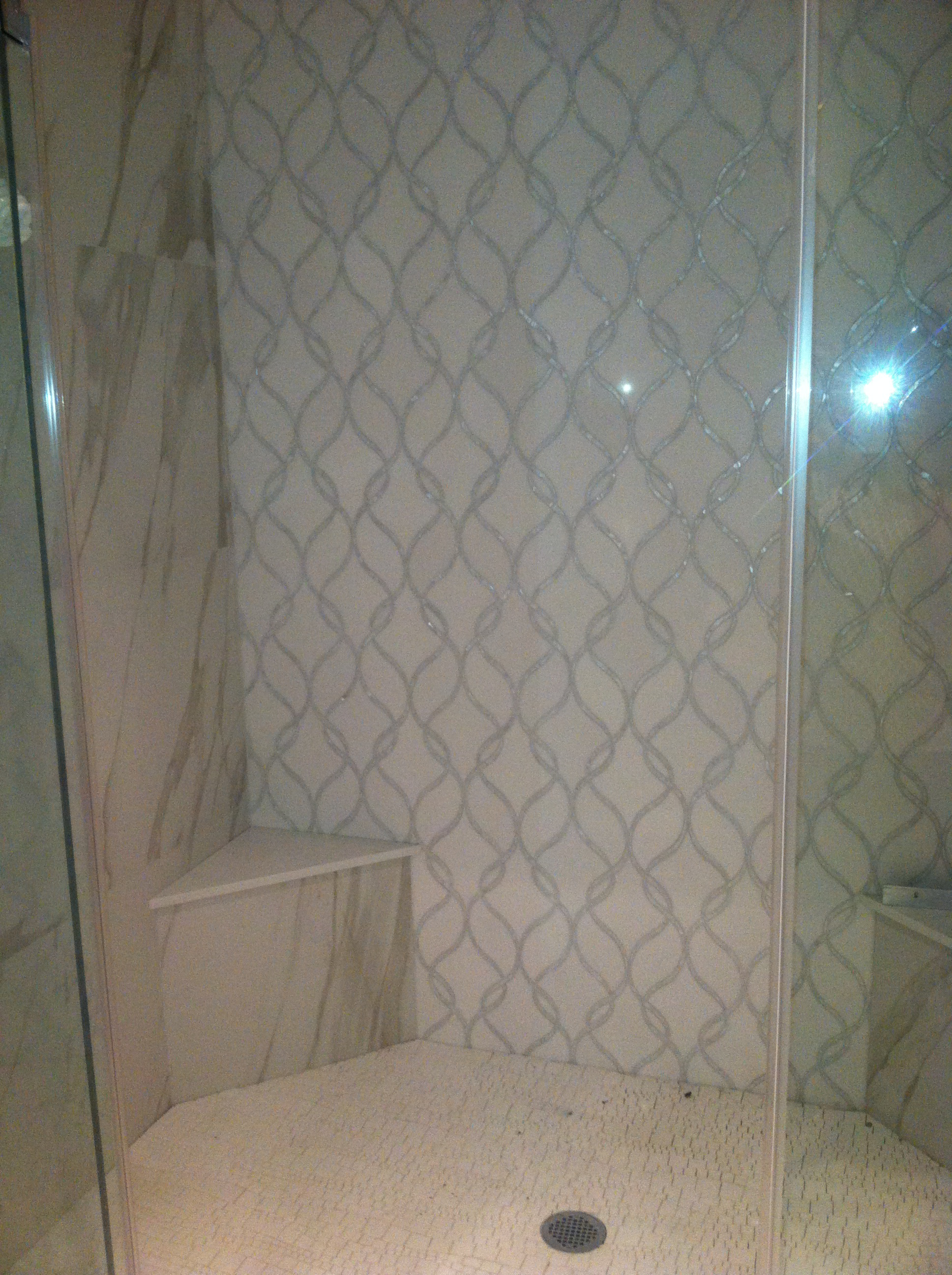 Claridges Accent Wall